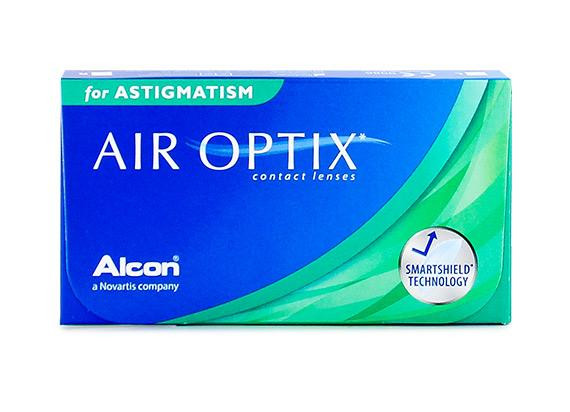 Air Optix for Astigmatism (1x6)