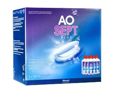 AOSept Plus (5x360ml)
