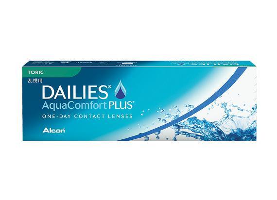 Dailies AquaComfort Plus Toric (1x30)