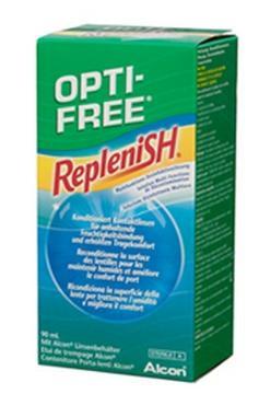 Opti-Free RepleniSH (90ml)
