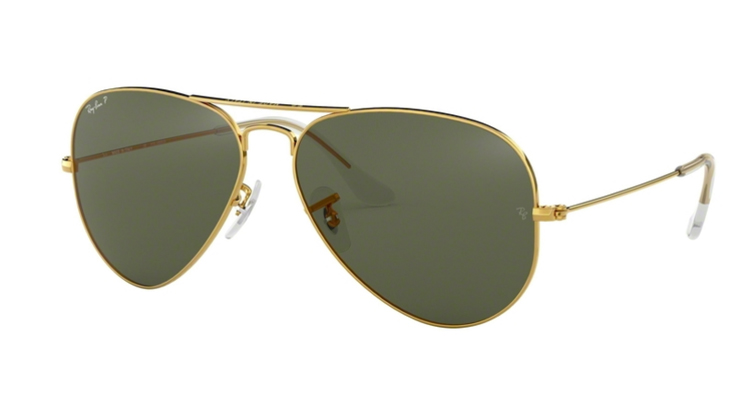 Aviator Large Metal RB3025 001/58